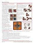 Jamestown Quilt Jamestown Quilt - Stitch-N-Frame - Page 3
