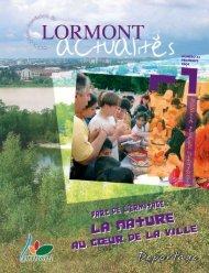Lormont Actualités n°41