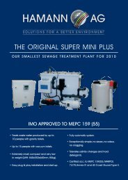 THE ORIGINAL SUPER MINI PLUS - Marine Plant Systems