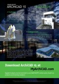 ArchiCAD 15 Education brochure - Graphisoft - Page 2