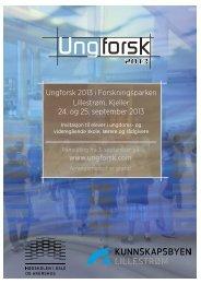 Se program - Kunnskapsbyen Lillestrøm