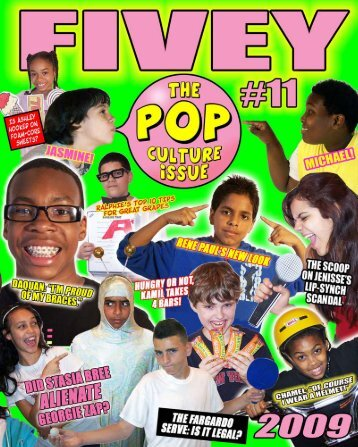 Download THE POP CULTURE ISSUE (PDF) - 52nd Street Project