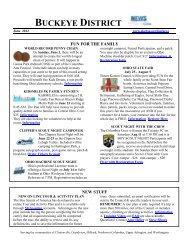 Buckeye District News – Jun 2012 - BSA Troop 365