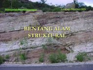 Geomorfologi 1