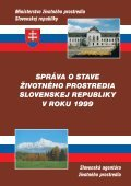 Správa o stave životného prostredia Slovenskej republiky v roku 1999 - Page 2