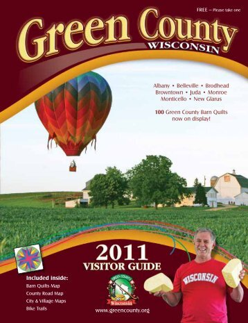 Join Us - Green County Tourism
