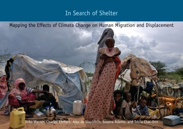 In Search of Shelter - Center for International Earth Science ...