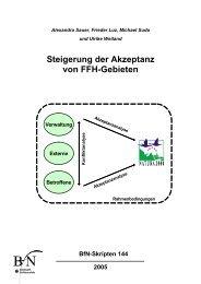 BfN -Skripten 144 - Bundesamt für Naturschutz