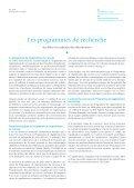 Rapport annuel 2006 - Brain Canada - Page 5