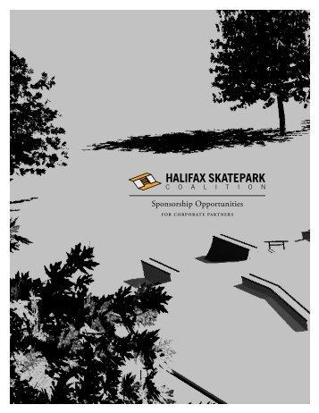 The Halifax Skatepark Coalition - Spectrum Skatepark Creations
