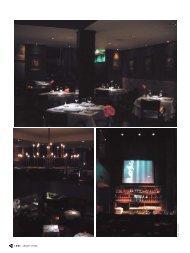 Restaurante Tournage - Lume Arquitetura