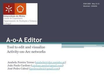 A-o-A Editor