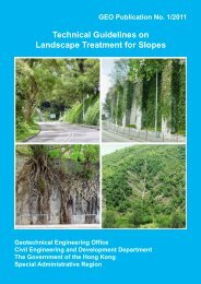 Technical Guidelines on Landscape Treatment for Slopes