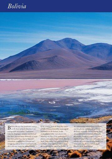 Bolivia - Audley Travel