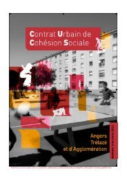 CUCS - Rapport d activites 2011 - Angers Loire Métropole