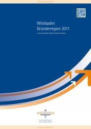 Gründerregion Wiesbaden Aktionen und Events in 2011