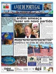 Jardim ameaça fazer um novo partido - A Voz de Portugal
