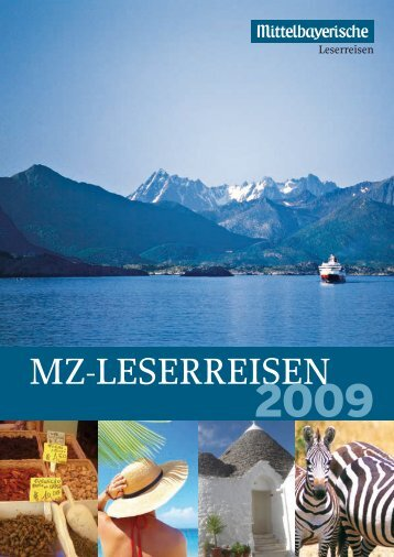 MZ-Leserreisen