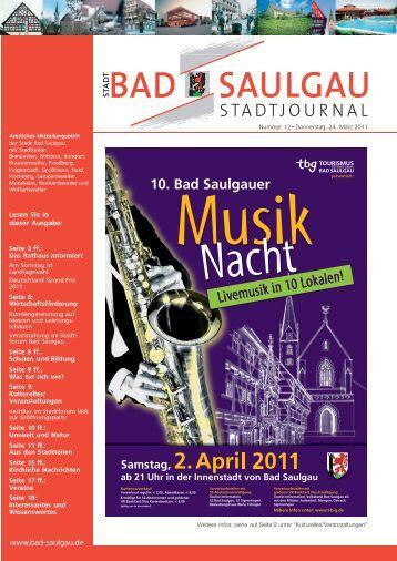 Schulen und Bildung - Stadt Bad Saulgau