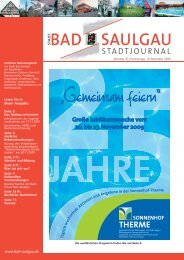 Seite 3 - Stadt Bad Saulgau