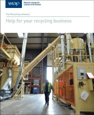 Help for your recycling business - Wrap
