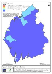Natural Economy North West Investment Forum maps - Green ...