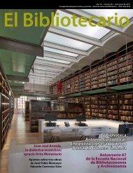 abr-jun - Dirección General de Bibliotecas - Consejo Nacional para ...