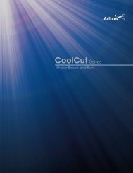 CoolCut Series - Shaver Blades and Burrs - Ortomedic