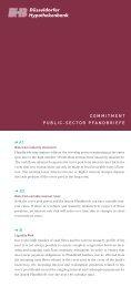 commitment public-sector pfandbriefe a1 a2 b - Düsseldorfer ...