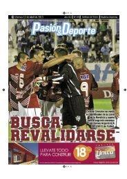 Edición Nº 192 - Pasión & Deporte