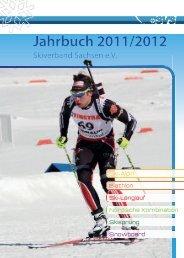 11 08 08 Jahrbuch - Skiverband Sachsen eV