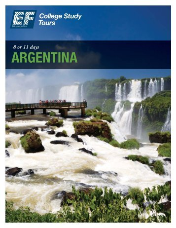ARGENTINA - EF College Study Tours
