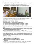 MINUTES and MAIN RESULTS of the MEETING held on 16 to ... - Ecet - Page 6