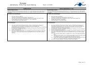 Satzung Synopse-Stand 18.10.2006 - Montessori Schule