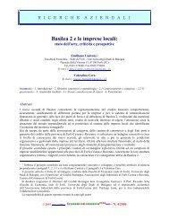 International Symposium on Learning Management and ... - Riviste