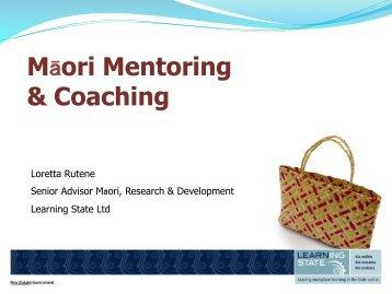 Māori Mentoring & Coaching