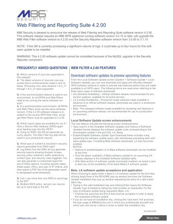 What's New Document - Trustwave