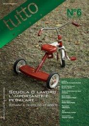 Scuola o lavoro, l'importante è pedalare - Confesercenti Modena
