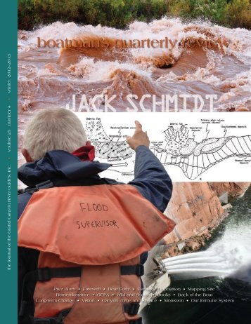winter 12-13 / 25:4 - Grand Canyon River Guides