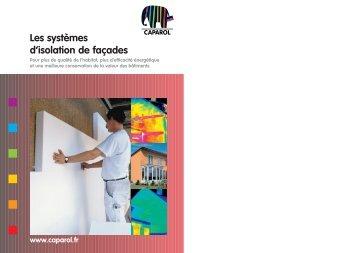Brochure Isolation Thermique par l'extérieur Format pdf - untec