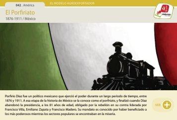 El Porfiriato - Manosanta