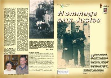 Hommage aux Justes (pdf - 951,71 ko) - Ville de Charleville-Mézières