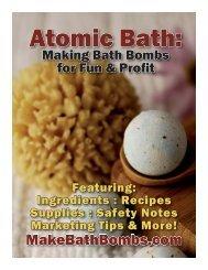 Atomic Bath: Making Bath Bombs for Fun & Profit - Chirotoon Ads