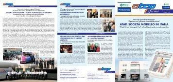 Atap Informa n.3 - Giugno 2011