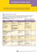LES ECOLES DU SECTEUR SOCIAL - Orientation - Page 2