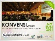 KONVENSI.PPKI 2011 - Indonesia Kreatif