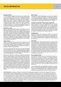 pensionsobligation global - Mangold Fondkommission - Page 6