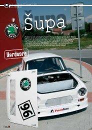 Hardcore: Škoda 100 coupé 1.8 16V - AutoTuning.sk
