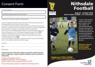 DG Flyer 2 - Scottish Football Association