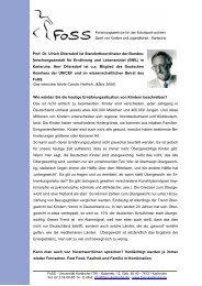 Ungekürztes Interview mit Prof. Dr. Oltersdorf